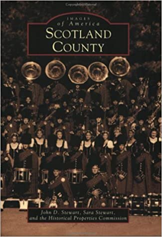 Book Scotland County (NC) (Images of America) by John D. Steward (2001-08-01)