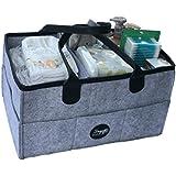 Baby Diaper Organizer Caddy. Nursery Storage bin for...