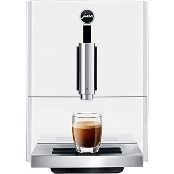 Jura A1 Super-Automatic Coffee Machine Piano White