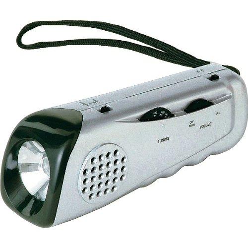 AMFM 라디오를 갖춘 표시등 (방 범 사이렌) / AmFM radio with light (with security siren)