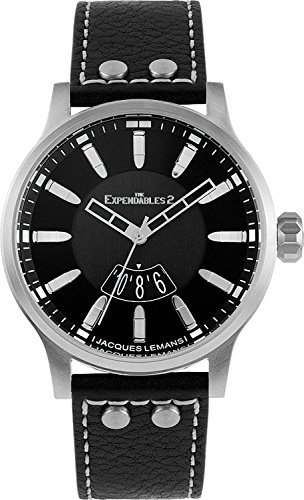 JACQUES LEMANS Expendables watch THE EXPENDABLES WATCH E-222 men's [regular imported goods]