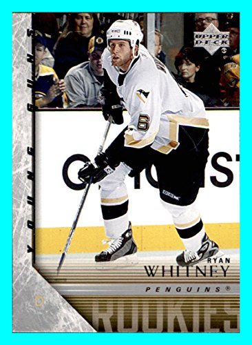 2005 Nhl Stanley Cup - 2005-06 Upper Deck #461 Ryan Whitney Young Guns ROOKIE RC SP SHORTPRINT PITTSBURGH PENGUINS NHL Network Analyst