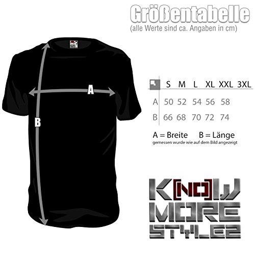 """Herren Poloshirt 100% Hardcore """"LOGO NAVY/WHITE"""" Polo Gabber Männer"""