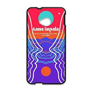 HTC One M7 Phone case Black Tame Impala KKSD6386483
