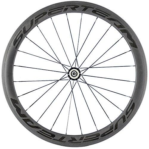 Superteam 700C Clincher Road Bike Wheelset Transparent decal