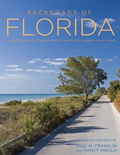 Forget what you think you know about visiting Florida--Backroads of Florida will lead you to explore lush forests, pristine lakes, and otherworldly swamps! Can you still find untouched stretches of velvety sand and warm waves in the Suns...