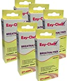 12X Ezy-Chek Disposable Breathalyser - Bagless Technology : Uk And Nf Standards 6X Twin Pack Breathalyzer