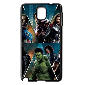The Avengers YT7035458 Phone Back Case Customized Art Print Design Hard Shell Protection Samsung galaxy note 3 N9000