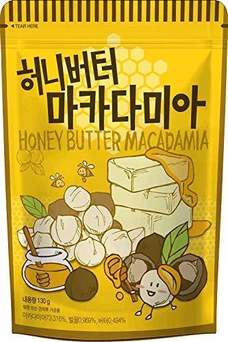 Gilim Honey Butter Macadamia
