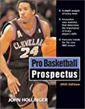 Pro Basketball Prospectus: 2003 EDITION (Pro Basketball Forecast)