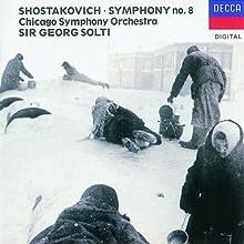 Shostakovich: Symphony No. 8 ~ Solti