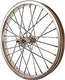 Sta Tru Steel Hub Front Wheel (16X1.75-Inch)