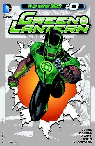 Green Lantern (2012-) #0 (Green Lantern (2012- ))