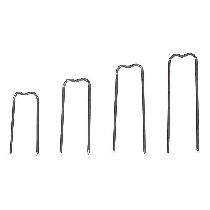Gr/ö/ße:17//55mm B/ütic Patenthaften in verschiedenen Gr/ö/ßen Pack mit:500 St/ück