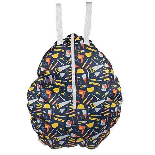 Hanging Wet Bag (Fixer Upper)