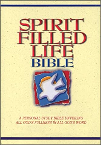 Spirit Filled Life Bible : New King James Version - a Personal Study