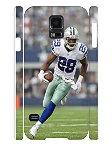 Terrific Series Cell Phone Case Strong Man Football Player Printed Hard Plastic Case Cover for Samsung Galaxy S5 I9600 (XBQ-0137T)