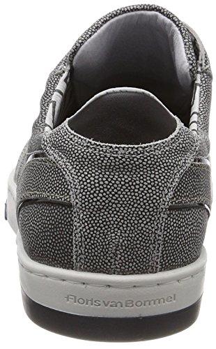 Floris van Bommel 16074, Sneaker Uomo grigio