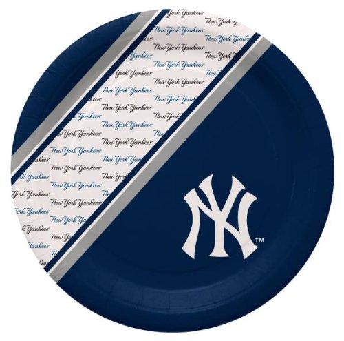 New York Yankees Disposable Paper - Malls York New