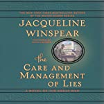 The Care and Management of Lies: A Novel of the Great War | Jacqueline Winspear