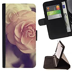 For Samsung Galaxy S3 III I9300 Rose Vignette Pink Vintage Spring Love Style PU Leather Case Wallet Flip Stand Flap Closure Cover