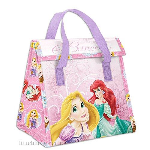 Princess Lunch Bag - Disney Princess Zak Insulated Lunch Sak Bag, BPA-Free