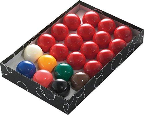 Powerglide 2インチ( 51 mm ) Snooker Balls 22ボールセット B079P8BPW1