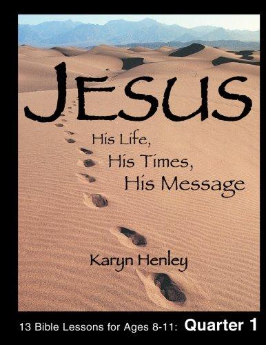 Jesus His Life - 9