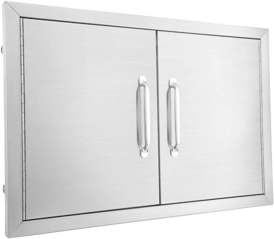 Karpevta Outdoor Kitchen Doors