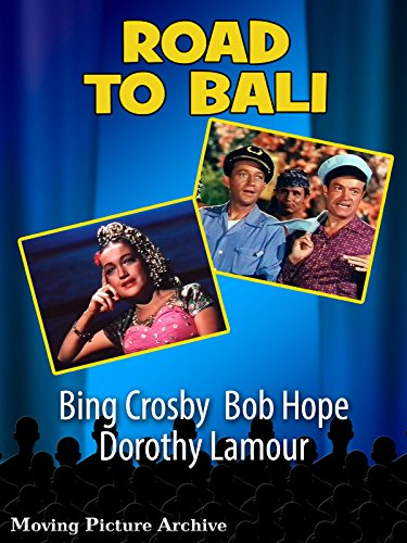 Road To Bali - 1952 - Color (Digitally Remastered Version)]()