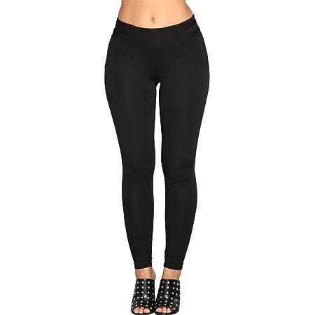 Xhtoe Pantalones de Yoga Moda Mujer Transpirable Correr Yoga ...