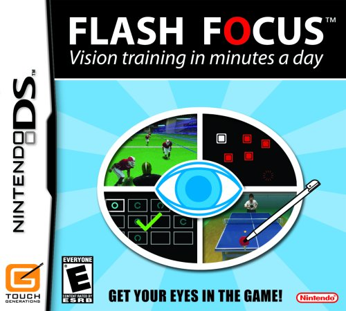- Flash Focus:  Vision Training in Minutes a Day - Nintendo DS