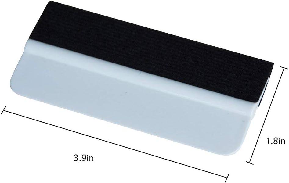 9pcs Wrapping Tool Kit B Kaiying Car Window Vinyl Wrap Tool Tint Kit for Auto Film Tinting Scraper Application Installation