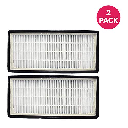 Crucial Industries 2 Replacements for Honeywell HFD-120-Q Odor Neutralizing Air Purifier Filters, Replaces Honeywell IFD Filter