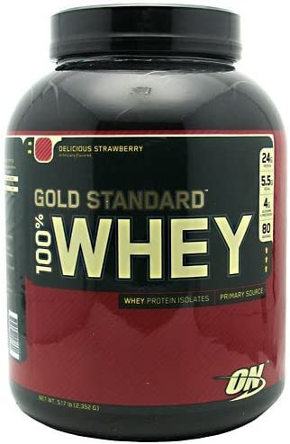 Optimum Nutrition Gold Standard 100% Whey Delicious ...