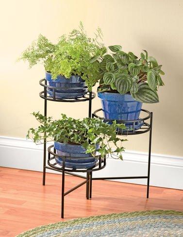 Nesting Triple Pot Stand