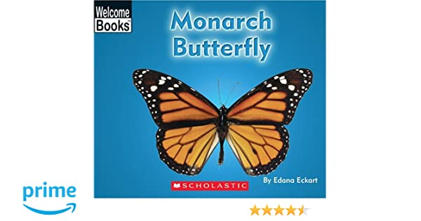 Monarch Butterfly (Welcome Books: Animals of the World (Paperback ...