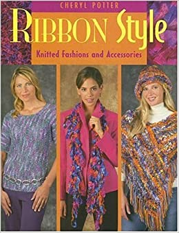 {{PORTABLE{{ Ribbon Style: Knitted Fashions And Accessories. imagen European delicate ahora ofrecer