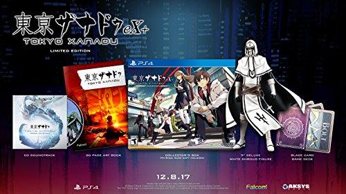 Price comparison product image Tokyo Xanadu eX+ Limited Edition - PlayStation 4