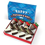 Edible Arrangements Fathers Day Chocolate Dipped Strawberries, Apples, Bananas