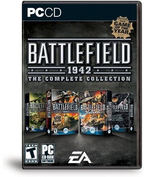 Battlefield 1942 World War Ii Anthology Pc Amazon Com Au