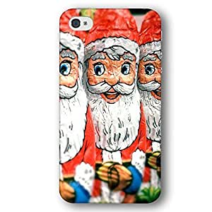 Santa Claus Christmas Candy Chocolates For SamSung Galaxy S5 Mini Case Cover Slim Phone Case