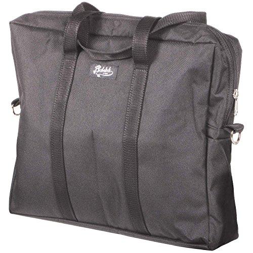 Deluxe Black Sheet Music Carrying Bag by Bobelock
