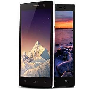 Neken N6 Pro Smartphone Android 4.2 MTK6592 3G 1.7GHz Octa Core 5.0 Pulgada FHD Pantalla 2GB 16GB OTG Doble Cámaras Blanco