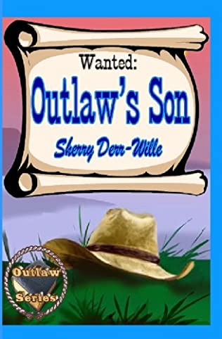 book cover of The Outlaw\'s Son