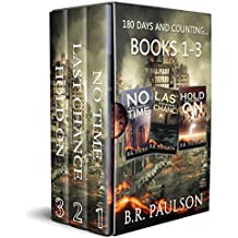 180 Days and Counting... Series Box Set books 1 - 3