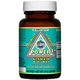 KLAMATH BLUE-GREEN ALGAE Power 3+ 400mg For Sale