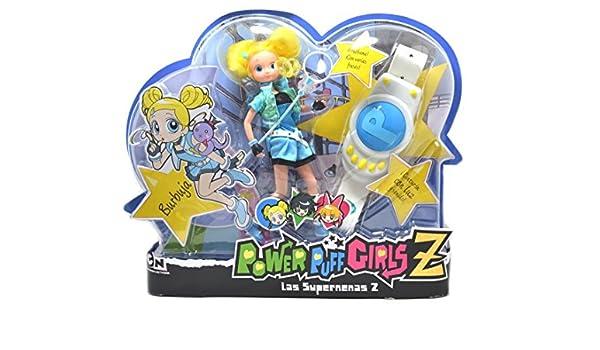 Amazon.es: Power puff girls Z Las Supernenas Z: Juguetes y juegos