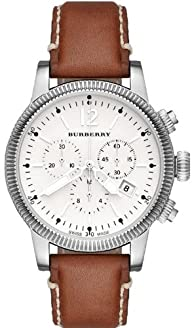 Burberry The Utilitarian Leather Ladies Watch BU7817