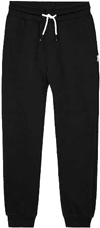 Pantalón Mayoral Felpa Básico Negro para Niño